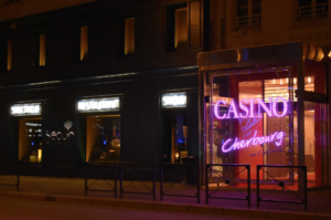 Entrée - Sequin restaurant nightlife Cherbourg @casinodecherbourg - Cotentin Tourisme