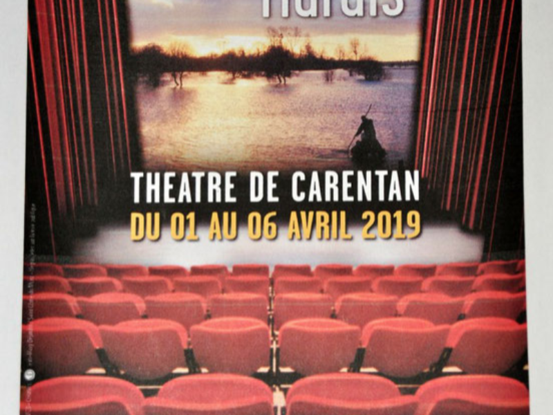 From April 1st to 6th – The Marais Theatre Festival