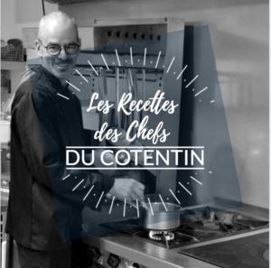 recette de chef - Agneau - Philippe Batard Auberge du Vieux Chateau Cotentin Normandie