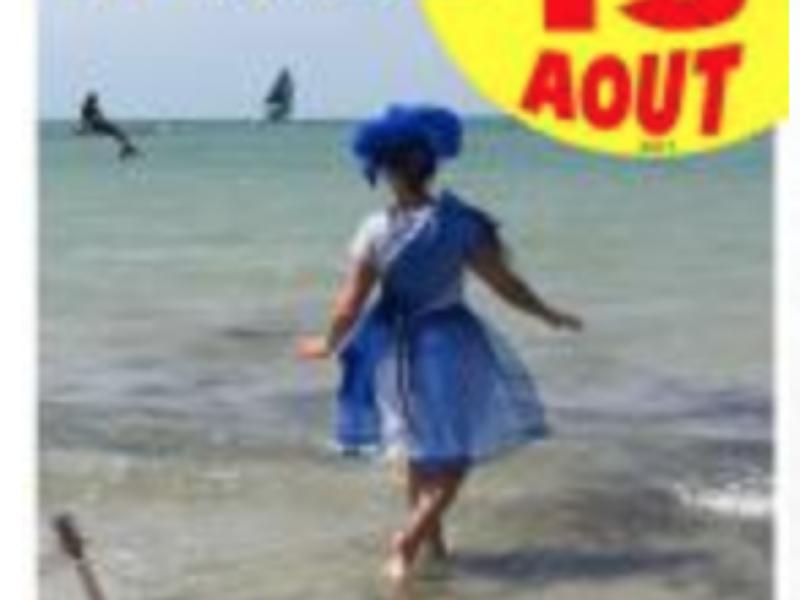 AGENDA : 15 août 2019 – Fête de la plage – Portbail-sur-Mer