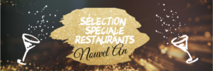Sélection d'adresses de restaurant special nouvel an cotentin @cotentin tourisme