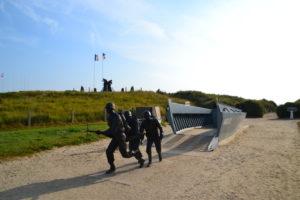 Musée du Débarquement-Plage du Debarquement @agece-sodirect-cotentin-tourisme