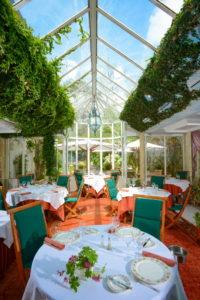 hotel de charme normandie veranda @restaurantlesfuchsias saint vaast la hougue