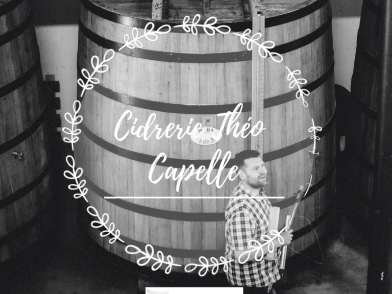 [SELECTION PRODUCTS FROM THE TERROIR] The cider house Théo Capelle