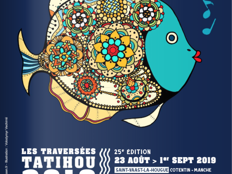 AGENDA: From August 23 to September 1 Festival Tatihou Crossings
