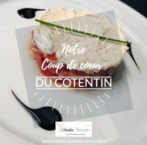 Coup de coeur restaurant cotentin @restaurant maison rouge