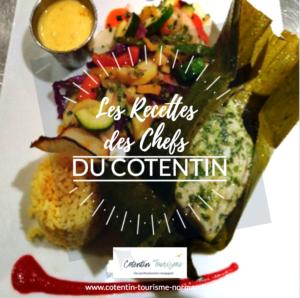 recette de chef du cotentin jerome lithard @restaurant la malle aux epices