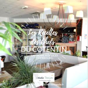 Recette restaurant antidote cherbourg @agencesodirect Cotentin Tourisme