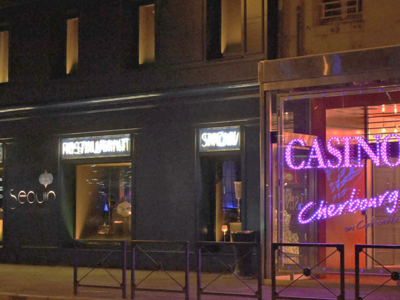 The Cherbourg Casino