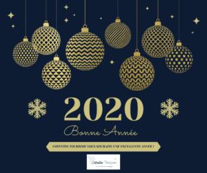 Cotentin tourisme Voeux année 2020