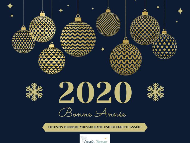 Bonne année 2020 dans le Cotentin !