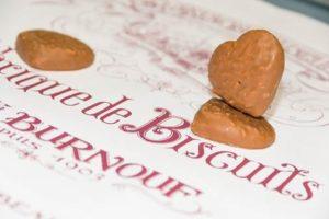 biscuit coeur - maison du biscuit - cotentin tourisme