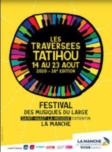 agenda festival traversée de Tatihou 2020 Cotentin Tourisme