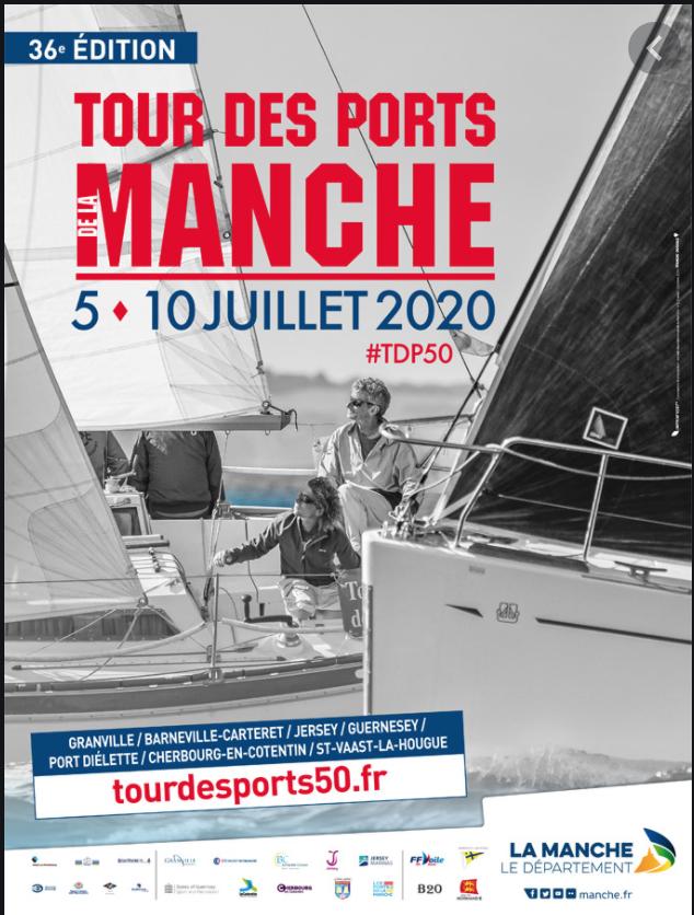 AGENDA COTENTIN – Tour des ports de la Manche 5 au 10 juillet – Annulé
