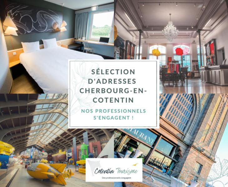 Cherbourg-en-Cotentin : nos meilleures adresses !