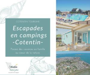 Les meilleurs établissements de campings dans le Cotentin