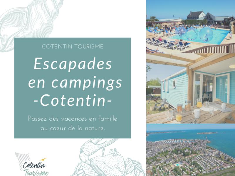 C'est l'été, réservez les meilleures adresses de campings dans le Cotentin