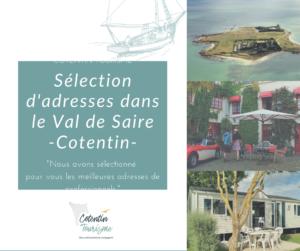sélection d'adresses dans le Val de Saire Cotentin