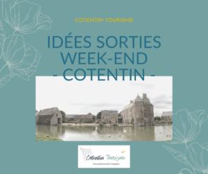 idée sorties week-end-cotentin tourisme- normandie