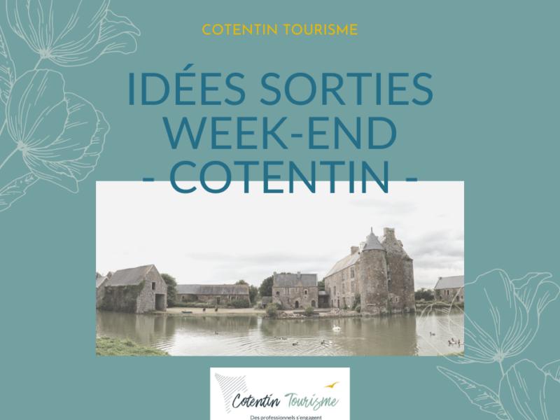 Journées du Patrimoine – Idées sorties dans le Cotentin – week-end du 18/20 Septembre 2020