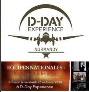 projection documentaire ils sont gentils les gosses - @D-Day-Experience - Cotentin Tourisme