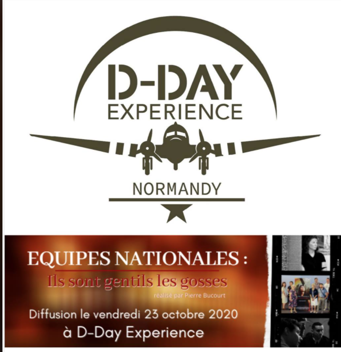 "D-Day Experience : projection du documentaire ""Ils sont gentils les gosses"" 23 octobre 2020"