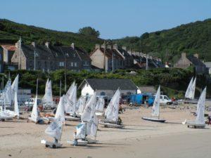 @Cotentin centre nautique de diélette
