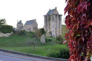 Château de Saint Sauveur le vicomte @Auberge du Vieux Château - Cotentin Normandie