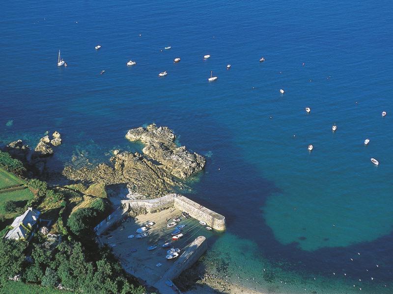 A la découverte de Port Racine dans la Manche