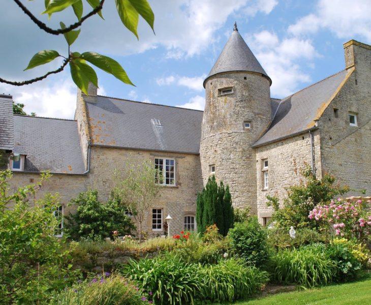Nouveau – Hébergement : Manoir de Juganville dans le Cotentin