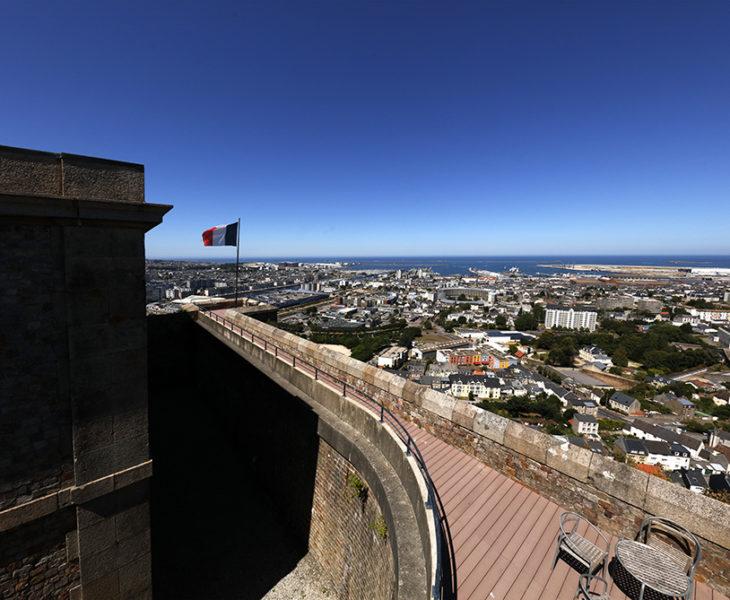 Venez visiter Cherbourg dans la Manche !