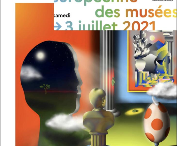 Agenda : Nuit des Musées Samedi 3 Juillet 2021 dans le Cotentin