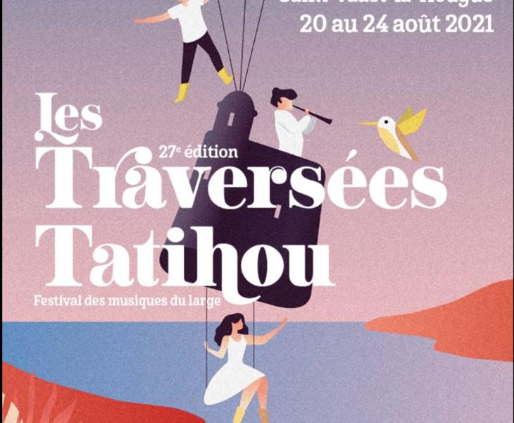 Agenda Cotentin : Festival des Traversées de Tatihou 2021