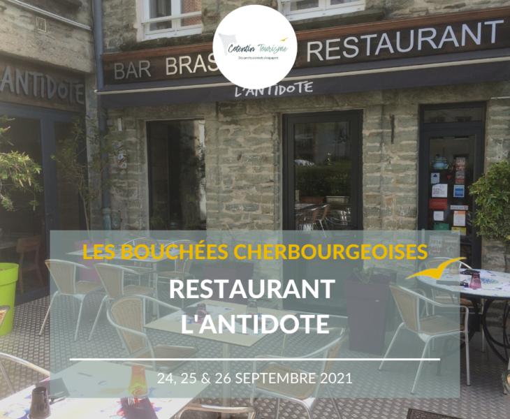 Agenda restaurants Cherbourg : les Bouchées Cherbourgeoises le 24, 25 et 26 septembre 2021